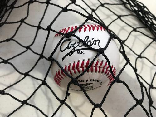 Red malla bateo 15x2.5 beisbol softbol golf perimetral