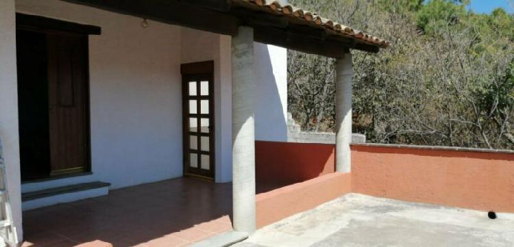 Se renta casa con terraza en ejido guadalupe victoria