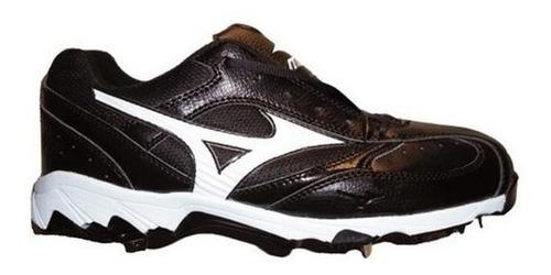 Spikes beisbol mizuno vintage low negro metal # 29 mx
