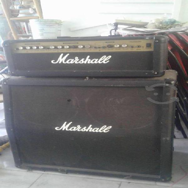 Urge amplificador marshall 100w / 120w guitarra