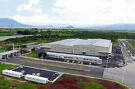 Venta 10 hectareas en parque industrial con espuela de tren