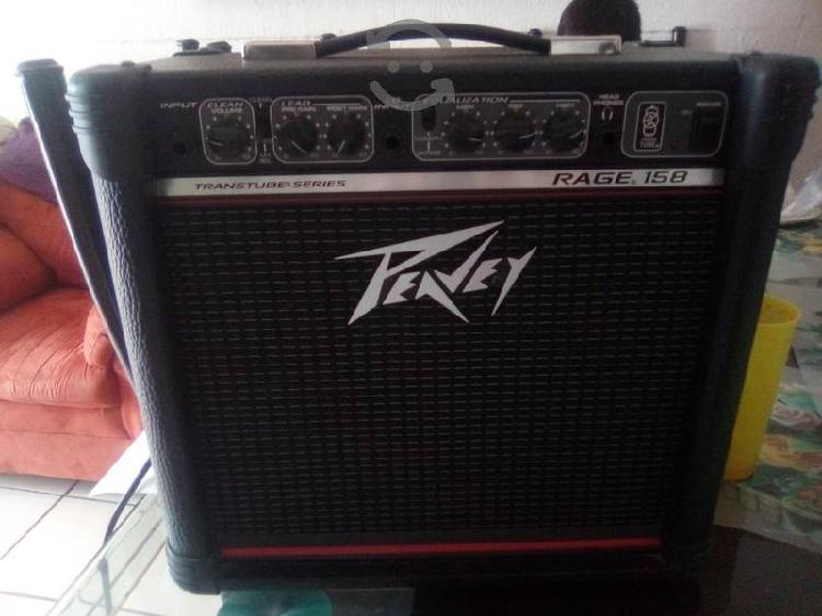 Amplificador de guitarra peavy