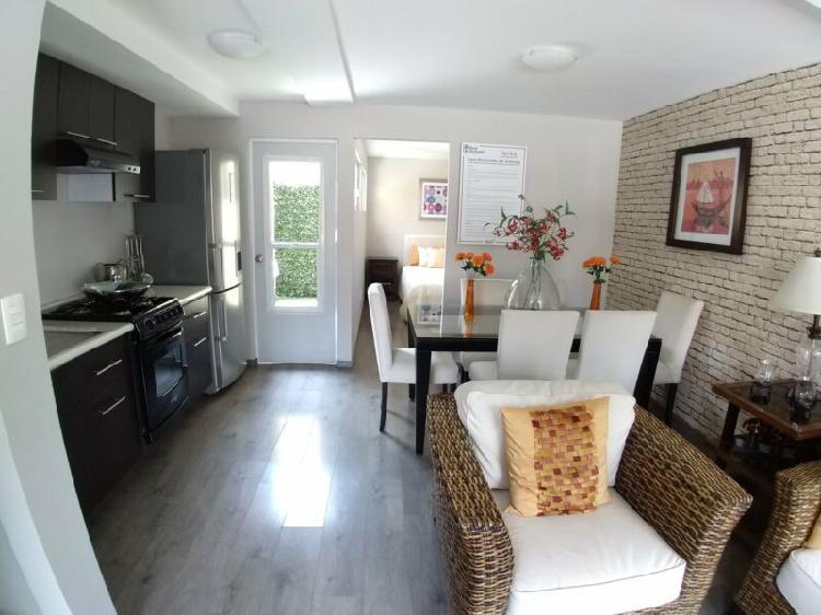 Casa nueva con 3 recamaras situada en santa lucia tecamac
