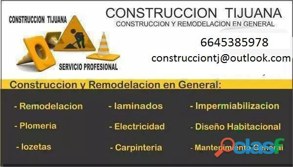 Empresa de construccion tijuana