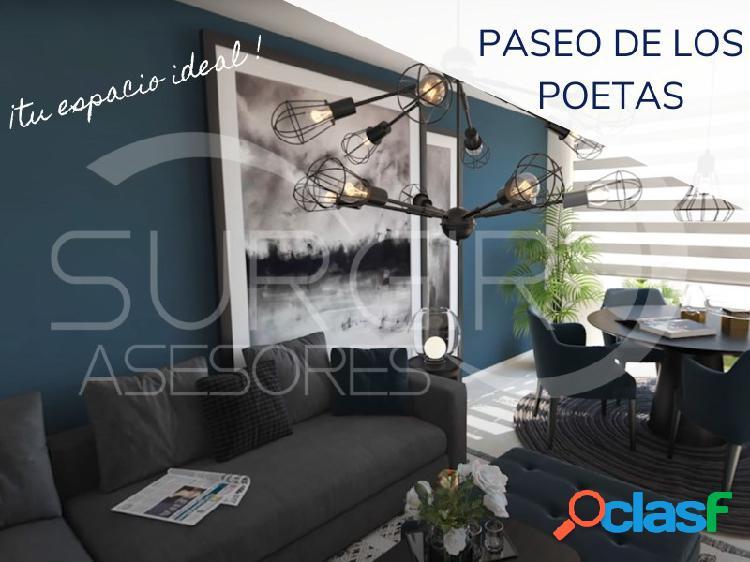 PASEO DE LOS POETAS, Hacienda del Sol