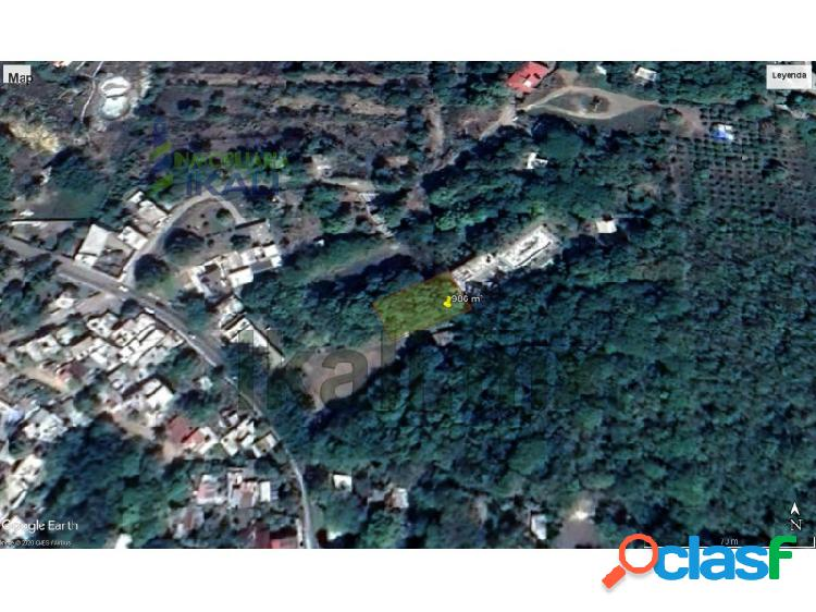Venta terreno 986 m² col. anahuac poza rica veracruz, anáhuac
