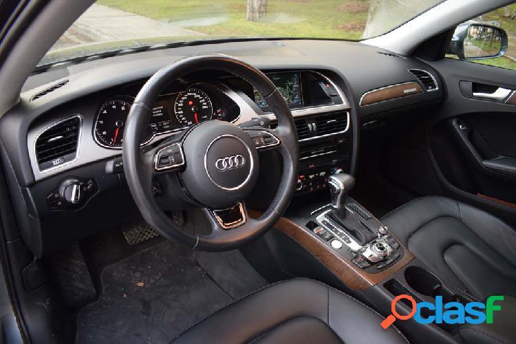 AUDI A4 Luxury 20T 2015 152