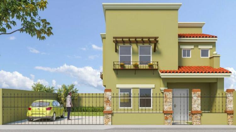 Casa en venta en ojo de agua en zona residencial tecamac