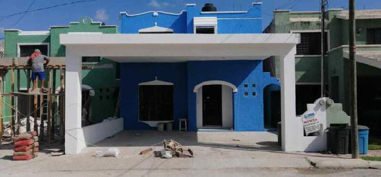 Casa en renta merida yucatan colonia chuburna