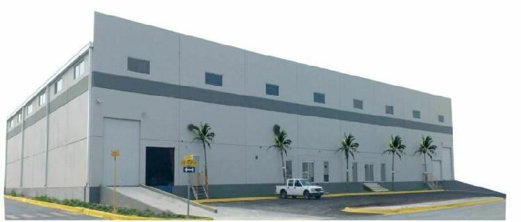 Nave en renta en santa catarina, parque industrial martel