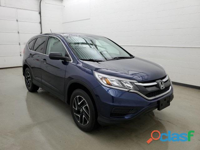 Honda crv 2016 azul