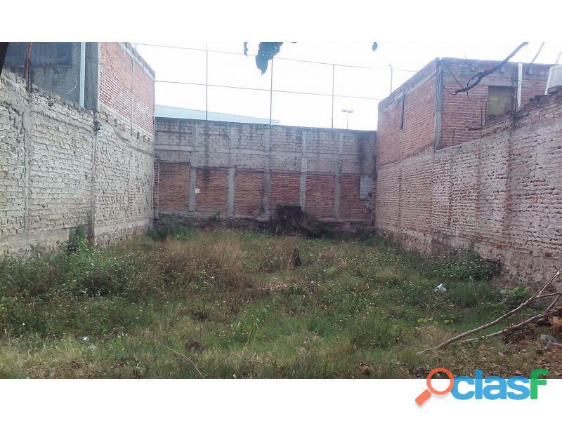 En venta terreno 196 m2 col la nogalera