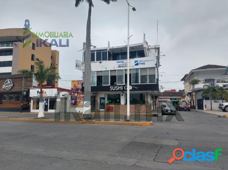 Renta local comercial centro vista al rio tuxpan veracruz, tuxpan de rodriguez cano centro