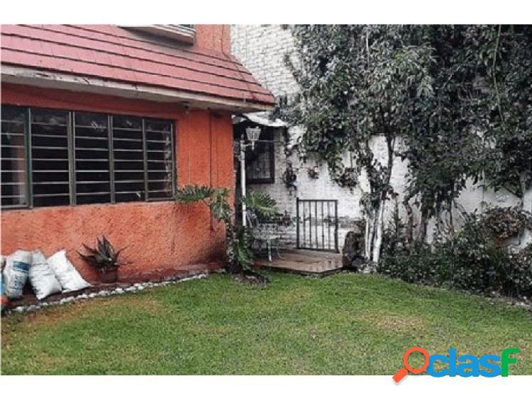 Casa san lorenzo atemoaya xochimilco gran jardin