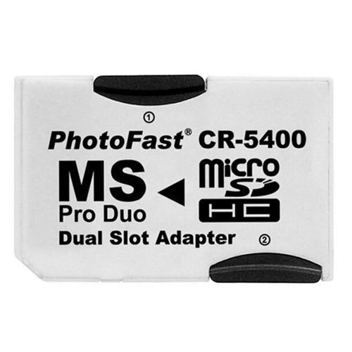 Adaptador micro sd photofast pro duo microsdhc hasta 32gb