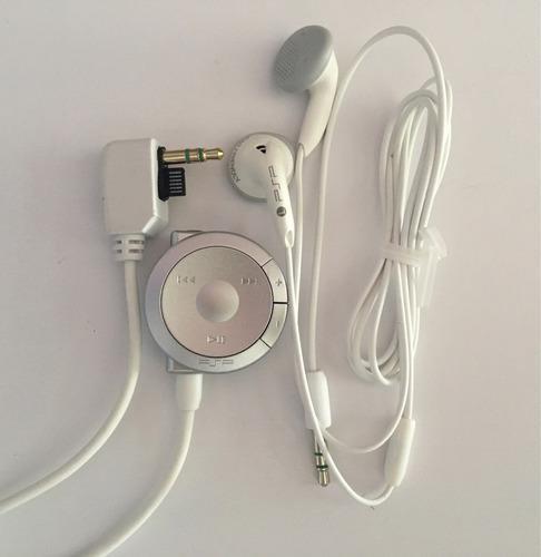 Audífono auriculares mando a distancia psp fat slim