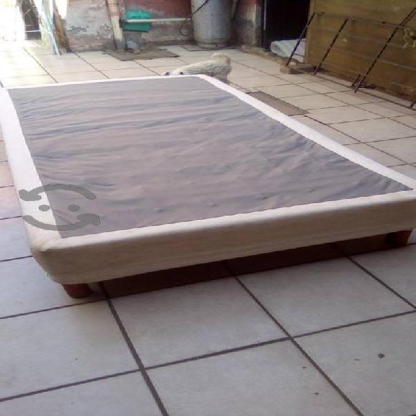 Base de cama individual
