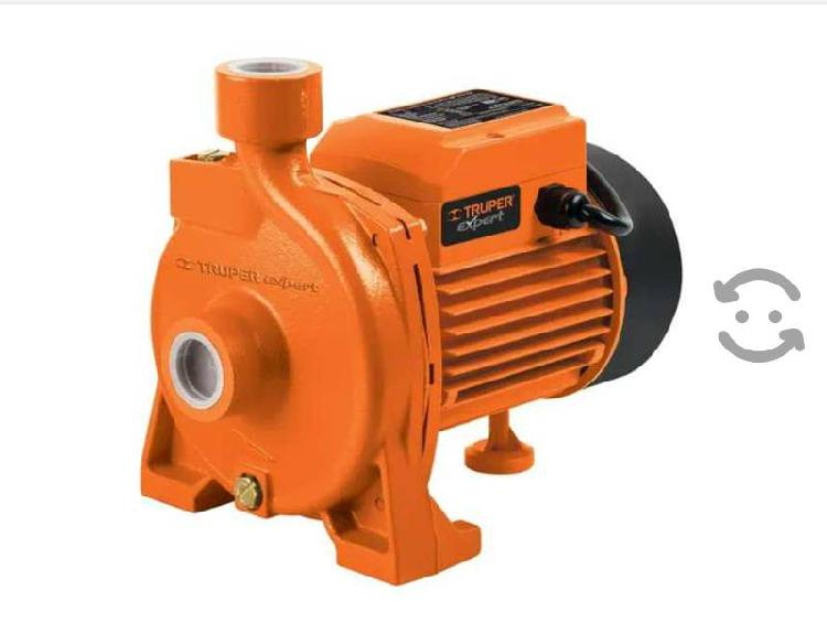 Bomba centrífuga eléctrica para agua 1/2 hp bobina