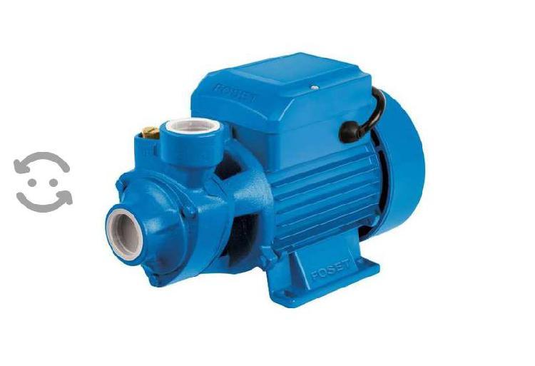 Bomba eléctrica periférica para agua 1/2 hp para c