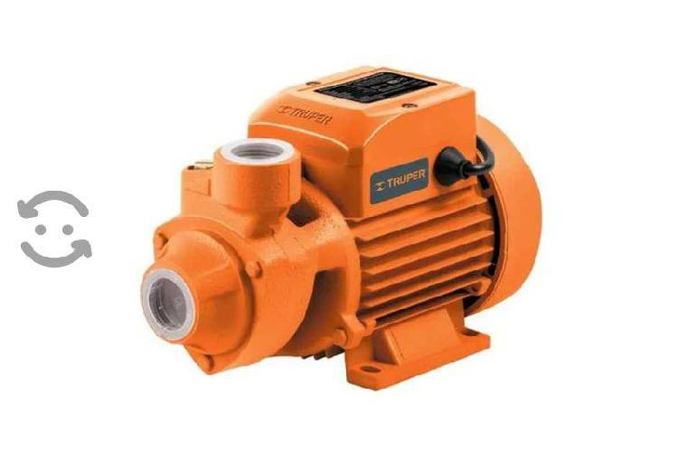 Bomba periferica eléctrica para agua 1/2 hp silenc