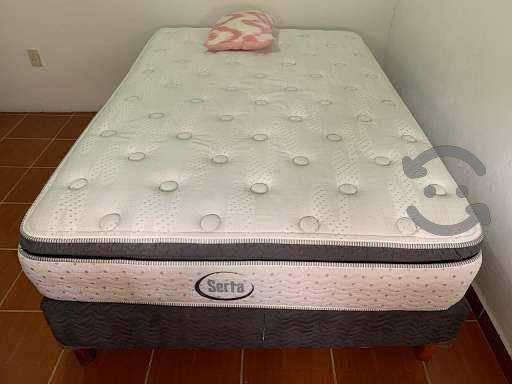 Box de cama matrimonial