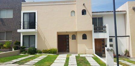 Casa en renta, monte blanco iii, queretaro. rcr190925-nv
