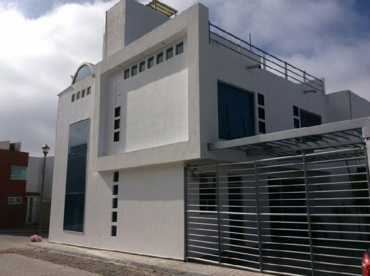Casa renta milenio iii 5 rec 4 baños roof garden jacuzzi
