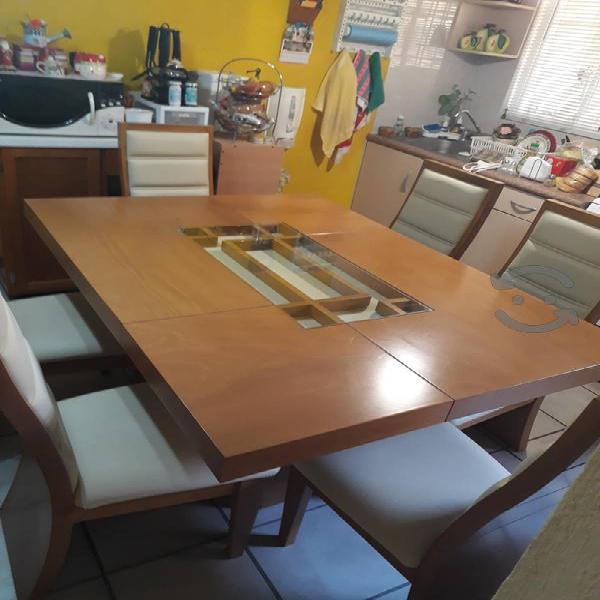Comedor venecia 6 sillas