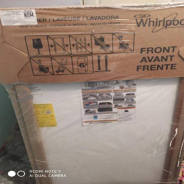 Lavadora whirlpool 20 kilos, nueva precio a tratar