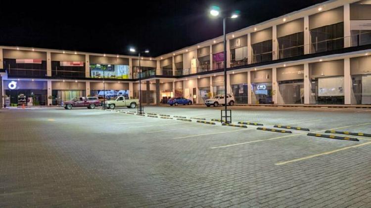 Local renta el parque plaza comercial ideal estética -