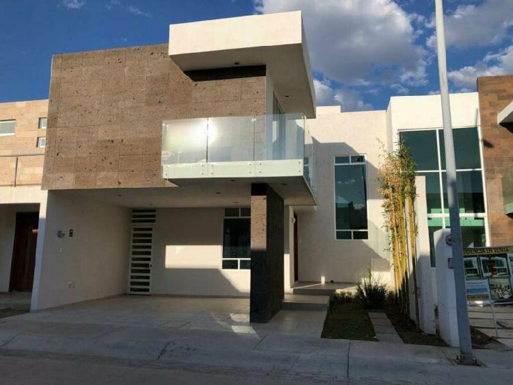 Madel- casa en venta al norte poniente de aguascalientes, en