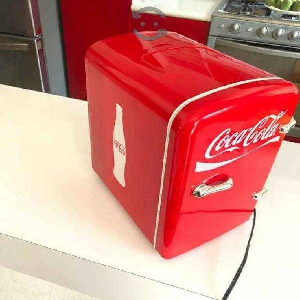 Minirefrigerador - frigobar - enfría y calienta