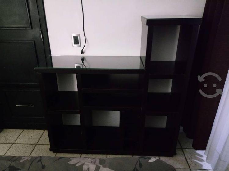 Mueble para tv o librero modular