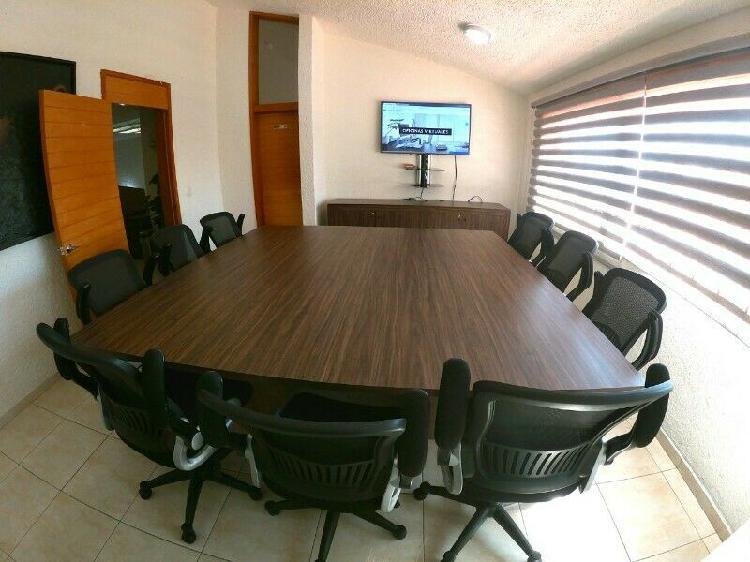 Renta de oficinas virtuales y físicas