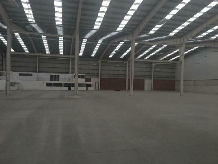 "Renta nave industrial, huejtozingo, ""3,840 m2"""