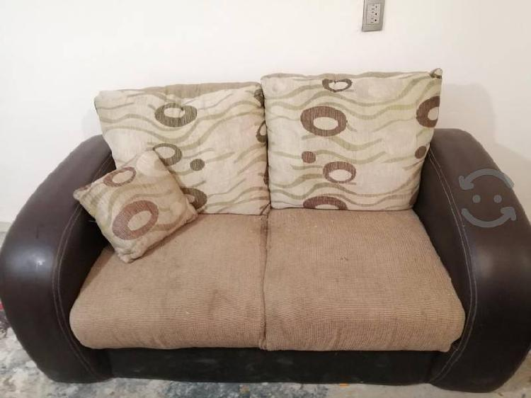 Sillones color chocolate