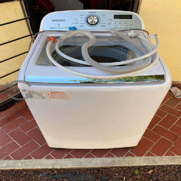 Urge lavadora daewoo 17kg