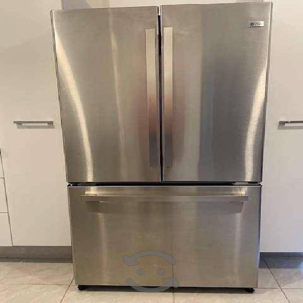 Vendo refrigerador ge profile seminuevo