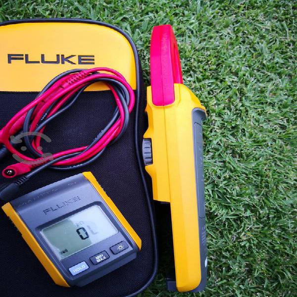 Amperimetro fluke 381