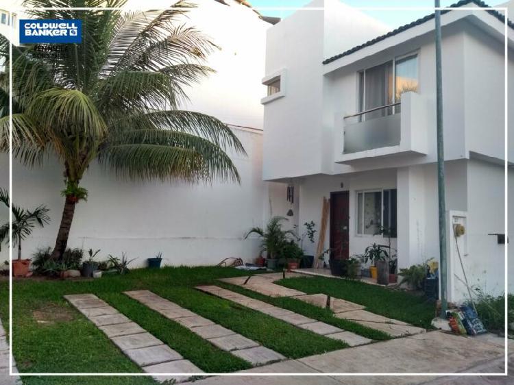 Casa en venta con terreno excedente ideal para ampliación