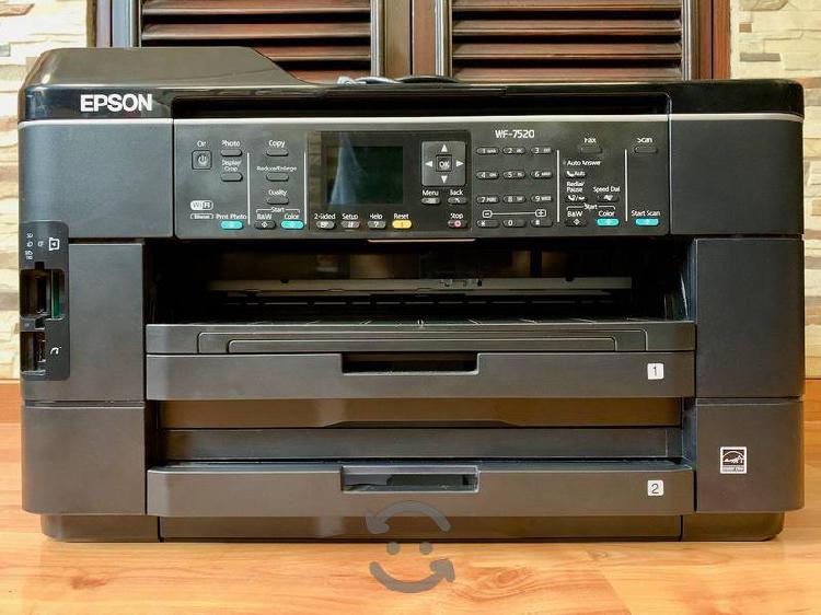 Epson - impresora multifuncional inalámbrica wifi