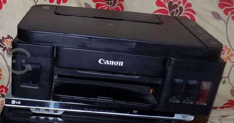 Escaner wifi y usb canon g3100