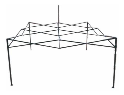 Estructura toldo plegable 3 x 3 m retractil 3x3