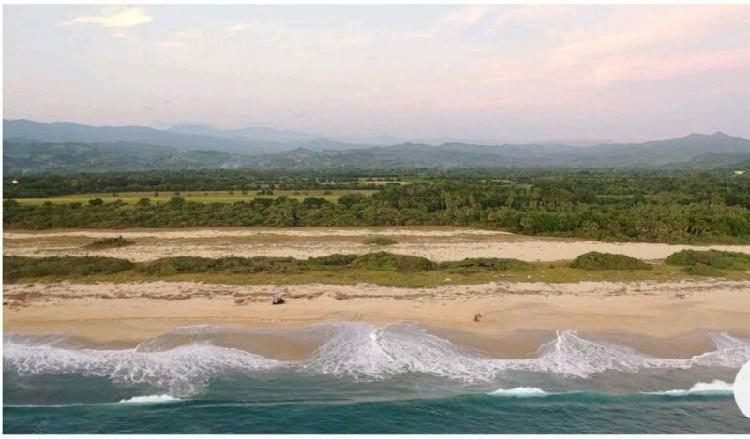 Hectáreas frente a la playa las olas puerto escondido