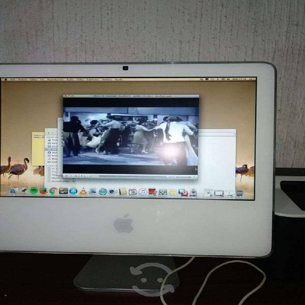 Imac intel core dual mac osx 10.7 lion.videoconfer