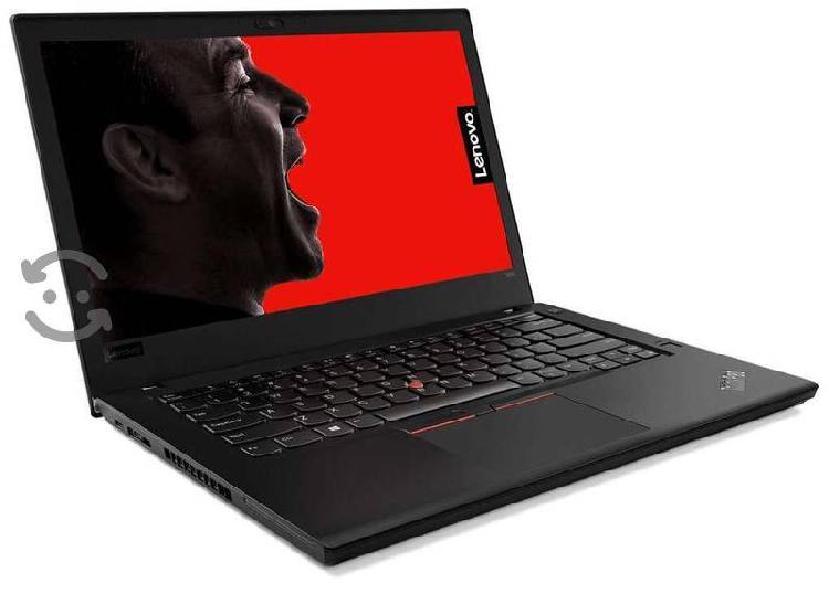 "Laptop lenovo thinkpad l480 14"" intel core i7 8550"
