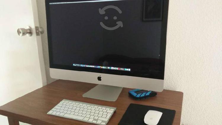 """Mac de 27"""" en excelente estado casi nueva"""
