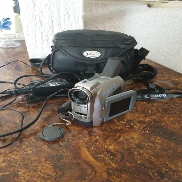 Mi videocámara canon zr60