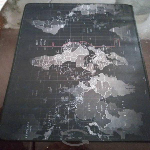 Mouse pad gamer patronplanisferio mapa g