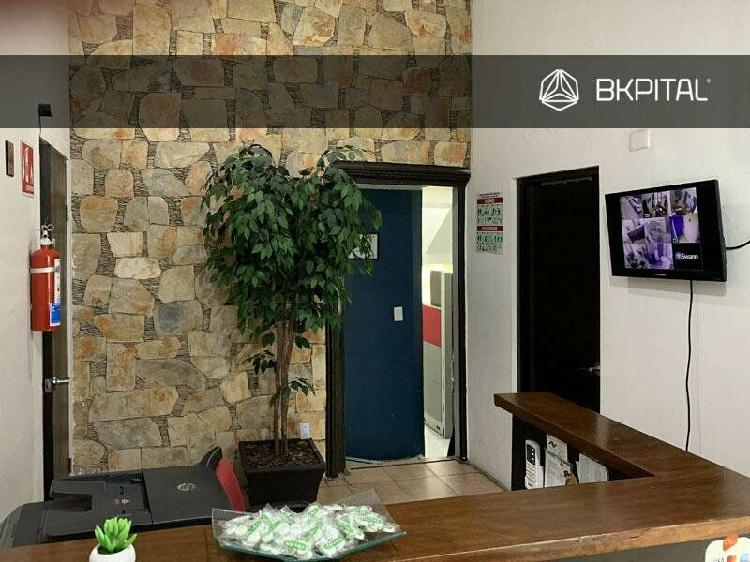 Renta una oficina fisica en cumbres